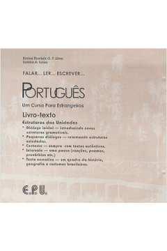 Falar, Ler, Escrever Português - um Curso para Estrangeiros  Cd