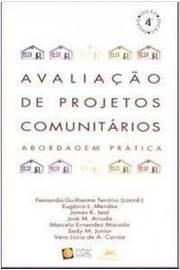 Avaliacao De Projetos Comunitarios - Abordagem Pratica