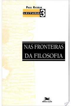 Leituras 3: nas fronteiras da filosofia