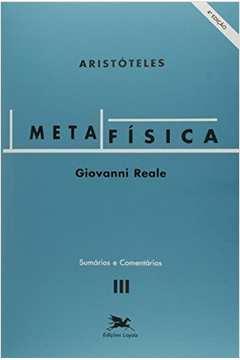 Metafisica - vol 3