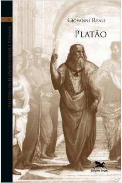 História da filosofia grega e romana III : Platão