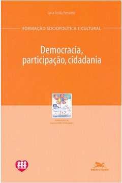 DEMOCRACIA PARTICIPAÇÃO CIDADANIA