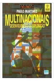 Multinacionais - Desenvolvimento Ou Exploração?