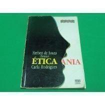 Ética e Cidadania de Herbert de Souza (Betinho); Carla Rodrigues pela Moderna (1994)