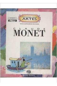 Claude Monet Mestre das Artes  Coleção Desafios
