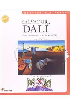 Salvador Dalí - Mestres das Artes