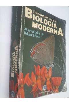 fundamentos da biologia moderna amabis e martho