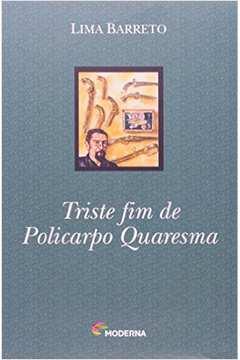 (01) - Triste Fim de Policarpo Quaresma - Travessias (nova Ortografia)