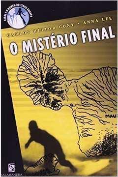 O Mistério Final - Carol e o Homem do Terno Branco