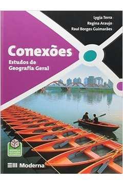 Conexões Estudos de Geografia Geral Livro do Professor