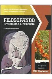 Filosofando: Introdução À Filosofia - 4 Volumes