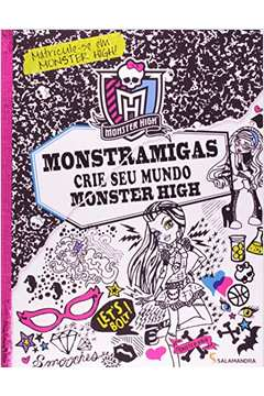 Monstramigas Crie Seu Mundo Monster High