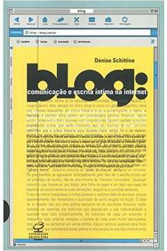 blog: comunicação e escrita íntima na internet