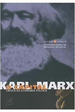 O Capital - Livro 3 Vol 6 - Processo Global de Producao Capitalista