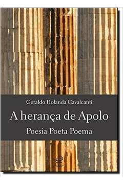 A Herança de Apolo - Poesia Poeta Poema