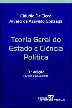 Teoria Geral do Estado e Ciencia Politica