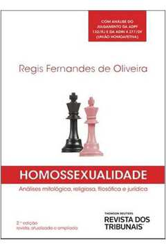 Homossexualidade Analises Mitologica Religiosa Filosofica e Juridica