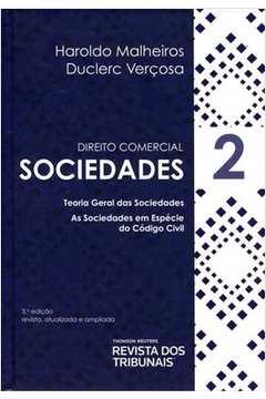Direito Comercial 2 - Sociedades