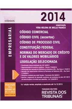 Mini Código Empresarial - Rt 2014
