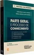 parte geral e processos do conhecimento - v 1