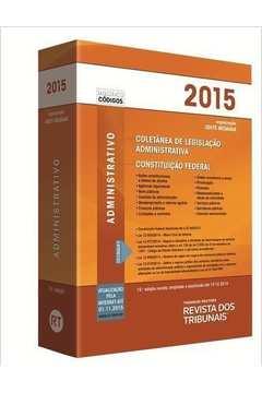 Mini Códigos: Coletânea de Legislação Administrativa / Constituição Federal