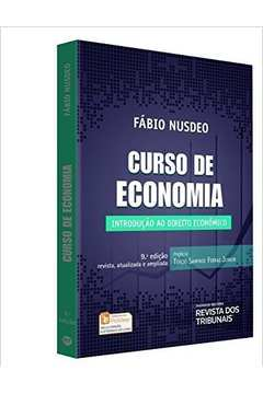 Curso de Economia: Introducão ao Direito Econômico
