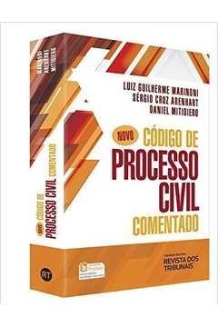Novo Código de Processo Civil: Comentado: Artigo por Artigo