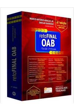 Reta Final Oab - Revisão Unificada