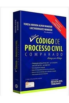 Codigo de Processo Civil Comparado Artigo por Artigo