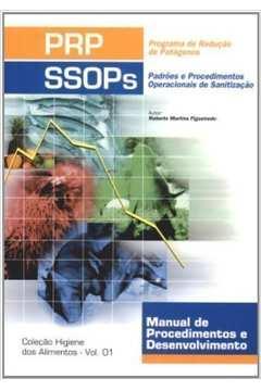PROGRAMA DE REDUCAO DE PATOGENOS - PADROES E PROCEDIMENTOS OPERACIONAIS DE