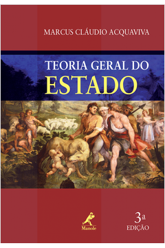 TEORIA GERAL DO ESTADO - ACQUAVIVA