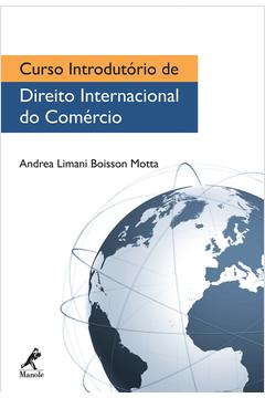Curso Introdutorio de Direito Internacional do Comercio