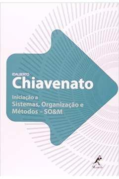 Iniciação a Sistemas, Organização e Métodos - Soem