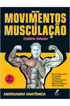 Guia dos Movimentos de Musculação - Para Mulheres