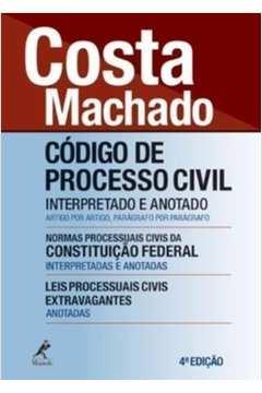 Código de Processo Civil: Interpretado e Anotado