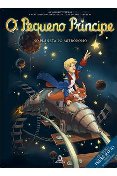 Pequeno Príncipe, O - No Planeta do Astrônomo - vol. 5