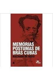 Memórias Póstumas de Brás Cubas (saraiva de Bolso)