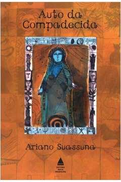 Livro: Auto da Compadecida - Ariano Suassuna | Estante Virtual