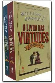 LIVRO DAS VIRTUDES, O (BOX)