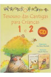 BOX - TESOURO DAS CANTIGAS PARA CRIANCAS 1 E 2