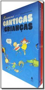 BOX - TESOURO DAS CANTIGAS PARA CRIANCAS, O