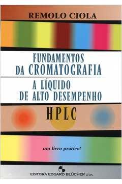 Fundamentos da Cromatografia a Líquido de Alto Desempenho