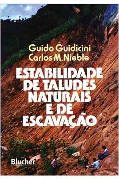 Estabilidade de Taludes Naturais e de Escavacão