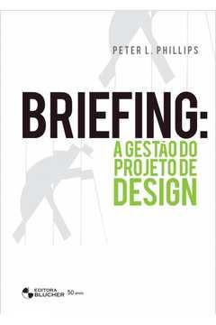 Briefing a Gestão do Projeto de Design