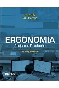 Ergonomia: Projeto e Producão