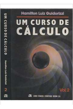 Um Curso de Calculo - Vol. 03