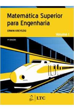 Matemática Superior para Engenharia. Volume 3
