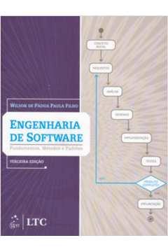 Engenharia de Software: Fundamentos, Métodos e Padrões