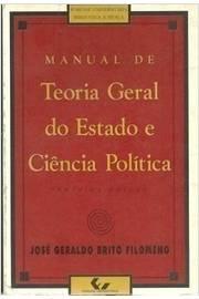 Manual de Teoria Geral do Estado e Ciencia Politica