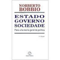 Estado Governo Sociedade para uma Teoria Geral da Politica
